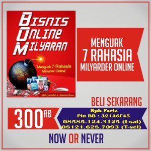 BOM ( Bisnis Online Milyaran ) | Toko Buku Online ...